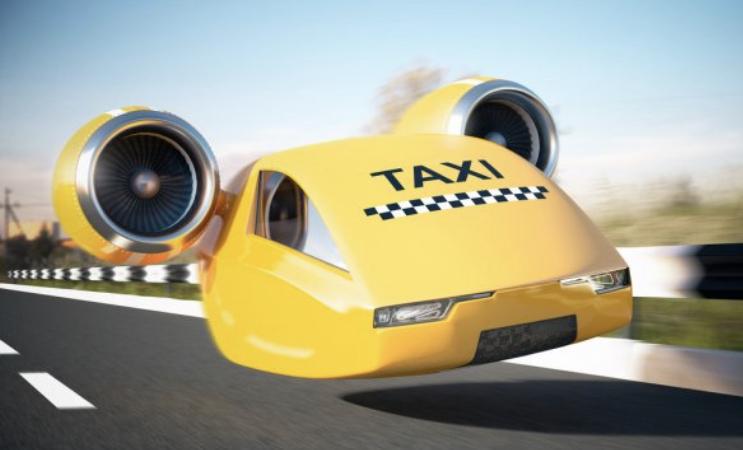 Летающее такси появится сразу в двух городах Испании