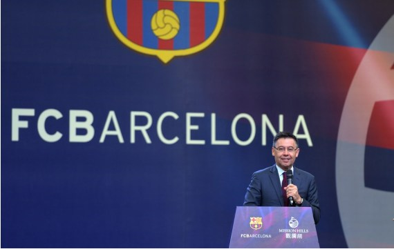 Barca president Bartomeu likely to face no-confidence vote