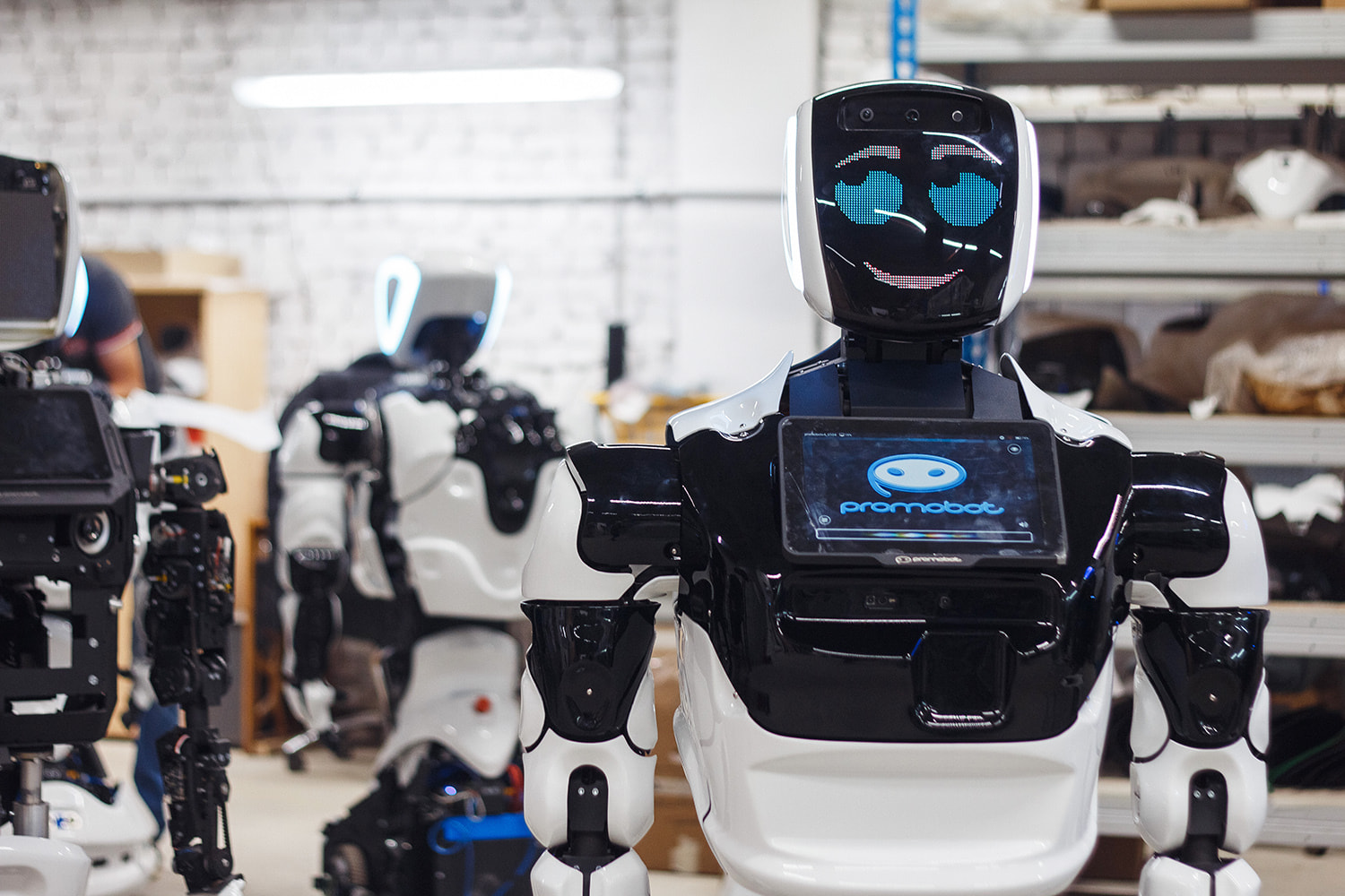 Swiss Company Will Buy About a Thousand Russian Robots from Perm