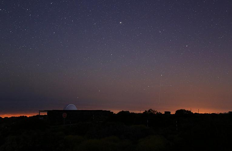 Ночное небо на Канарских островах оказалось самым темным на планете