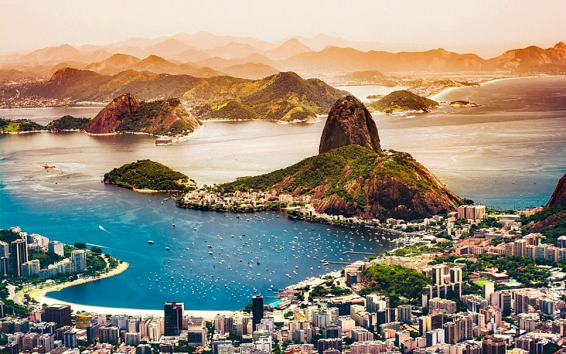Brazil's tourism loses 48 bln USD in 2020 due to COVID-19